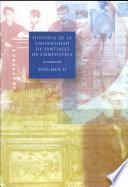 Historia de la Universidad de Santiago de Compostela