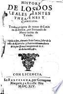 Historia de los dos leales amantes Theagenes y Chariclea. Traduzida agora de nueuo de Latin en Romance por Fernando de Mena, etc