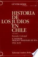 Historia de los judíos en Chile