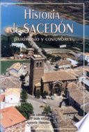 Historia de Sacedón
