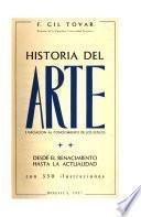 Historia del arte: Desde el Renacimiento hasta la actualidad