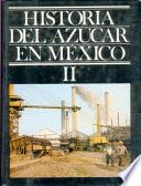 Historia del azúcar en México