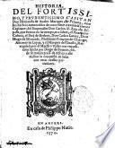 Historia del ... capitan Don Hernando de Aualos Marques de Pescara, con los hechos memorables de otros siete ... capitanes del emperador don Carlos 5. rey de Espana ... el Prospero Coluna, el Duque de Borbon ... recopilada por el maestro Valles con vna adicion hecha por Diego de Fuentes, donde se trata la presa de Africa ... - En Anuers en casa de Philippo Nutio, 1570. - 2 pt. ([8!, 255 [i.e. 355! c.; 71 [i.e. 72!c.)