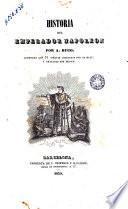 Historia del emperador Napoleon