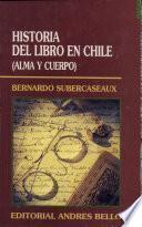 Historia del libro en Chile (alma y cuerpo)