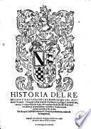 Historia del rebelion y castigo de los moriscos del reyno de Granada ... Hecha por Luys del Marmol Caruajal, andante en corte de su magestad