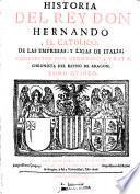 Historia del Rey don Hernando el Católico