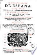 Historia general de España, 2