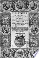 Historia general de las conquistas del nuevo reyno de Granada