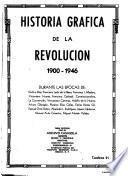 Historia gráfica de la revolución, 1900-1954 [varies]