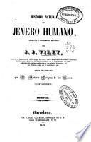 Historia natural del Jenero [sic.] humano