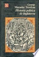 Historia política de Inglaterra