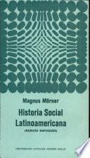 Historia social latinoamericana