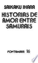 Historias de amor entre samurais