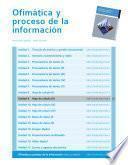 Hoja de cálculo (II) (Ofimática y proceso de la información)