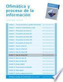 Hoja de cálculo (IV) (Ofimática y proceso de la información)