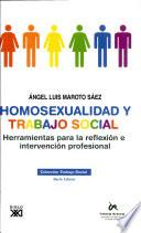 Homosexualidad y trabajo social