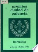 I Premio Tomas Salvador de Narrativa