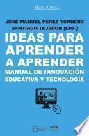 Ideas para aprender a aprender