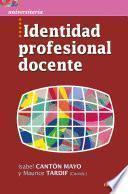 Identidad profesional docente