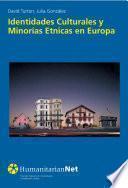 Identidades Culturales y Minorías Étnicas en Europa