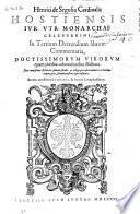 In primum decretalium librum commentaria, doctissimorum virorum quampluribus adnotationibus illustrata ...