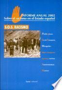 Informe anual 2002 sobre el racismo en el estado español