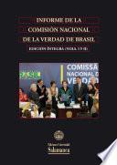 Informe de la Comisión Nacional de la Verdad de Brasil