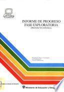 Informe de progreso fase de exploratoria (Proyecto Atenea)