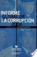 INFORME GLOBAL DE LA CORRUPCION 2004