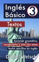 Inglés Básico 3: Textos