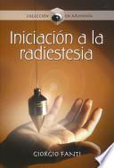 Iniciación a la Radiestesia