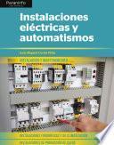 Instalaciones eléctricas y automatismos