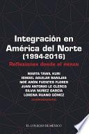 Integración en América del Norte (1994-2016)