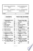 International Hydrographic Bulletin