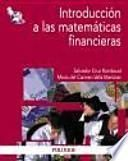 Introduccin a las matemticas financieras / Introduction to Financial Mathematics