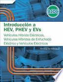 Introducción a HEV, PHEV y EVs