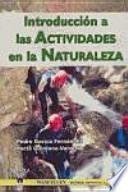 Introducción a las actividades en la naturaleza