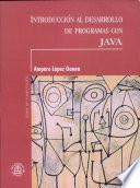 Introduccion Al Desarrollo de Programas Con Java