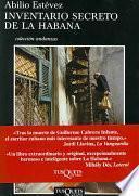 Inventario secreto de La Habana