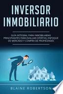 Inversor Inmobiliario