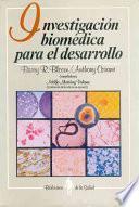 Investigación biomédica para el desarrollo