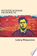 Investigaciones Filosoficas (Spanish Edition)
