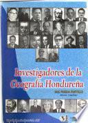 Investigadores de la geografía hondureña