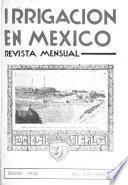 Irrigacion en Mexico