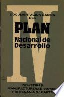 IV Plan de desarrollo: y Tomo II