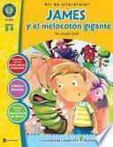 James y el melocotón gigante - Kit de Literatura Gr. 3-4