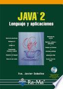 Java 2: Lenguaje y Aplicaciones