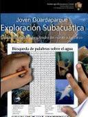 Joven Guardaparque Exploracion Subacuatica