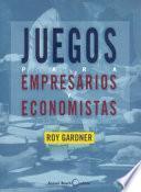 Juegos para empresarios y economistas